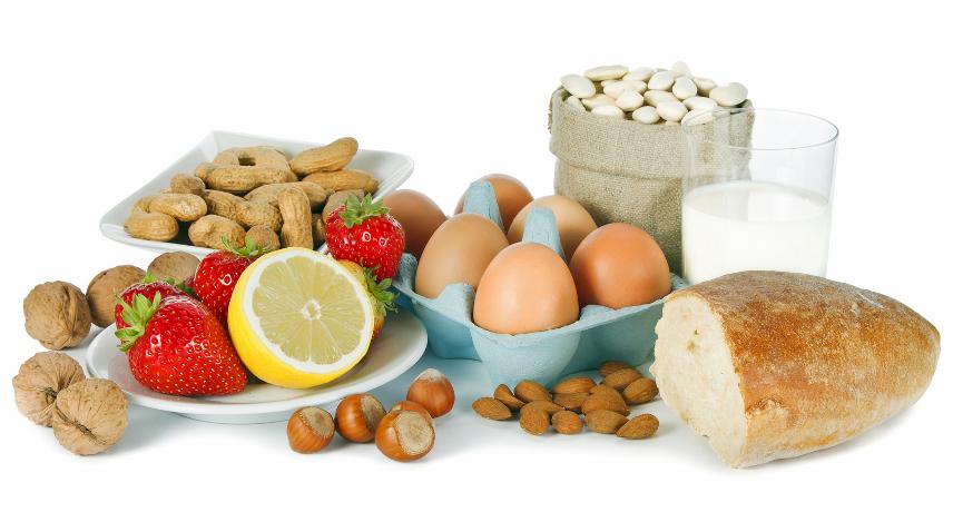 продукты вызывающие аллрегию