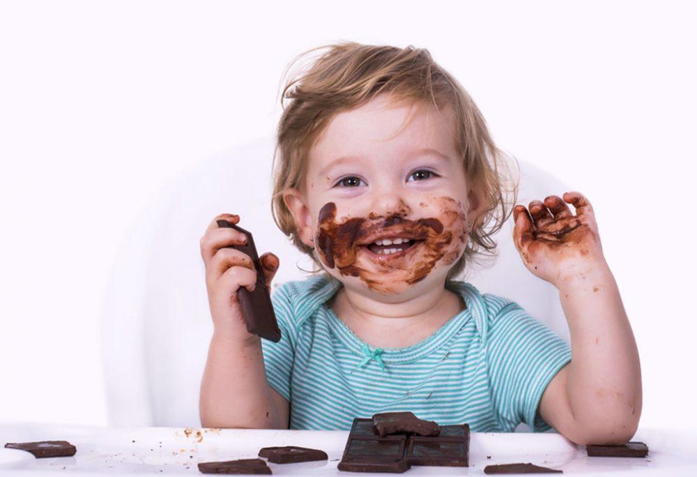 аллергия на шоколад