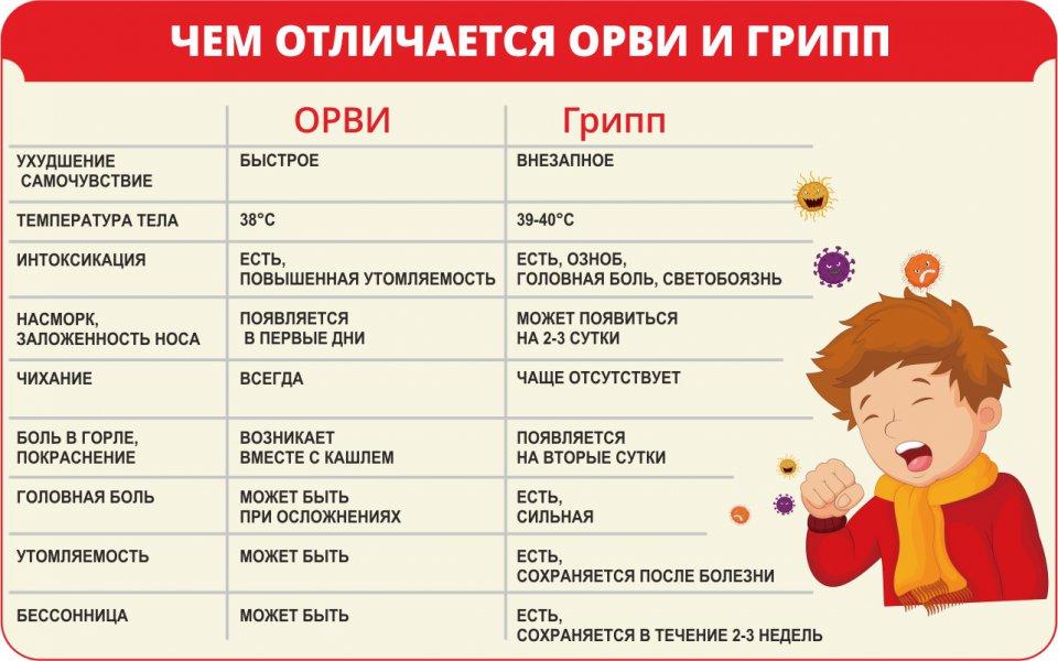 орви и грипп-1