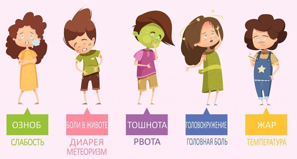 симптомы побочных эффектов манту